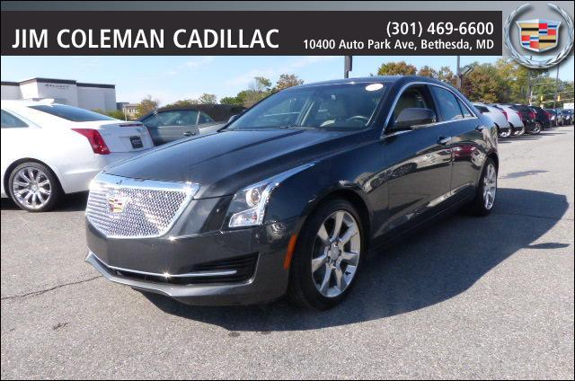 2016 Cadillac ATS Sedan 2.0L I4 RWD Luxury Collection - 1G6AB5RX7G0130818