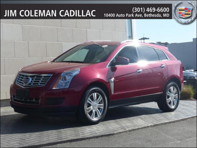 2014 Cadillac SRX FWD 4dr Luxury Collection - 3GYFNBE30ES674928