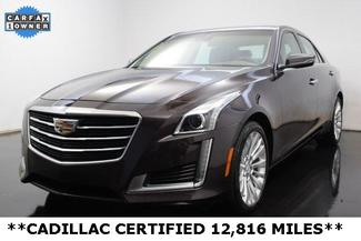 Used 2015 Cadillac CTS Sedan 2.0L Turbo I4 AWD Luxury - 1G6AX5SX3F0115002