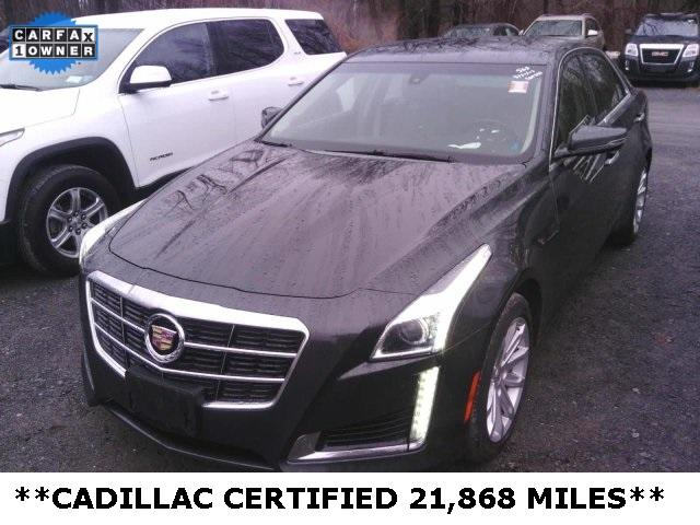 2014 Cadillac CTS Sedan 2.0L Turbo I4 AWD - 1G6AW5SX5E0128822