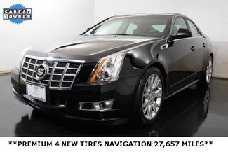 Used 2012 Cadillac CTS Sedan 3.6L V6 AWD Premium - 1G6DS5E30C0132176