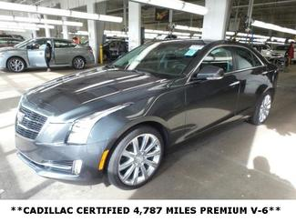 Used 2016 Cadillac ATS Sedan 3.6L V6 AWD Premium Collection - 1G6AM5SS0G0132242