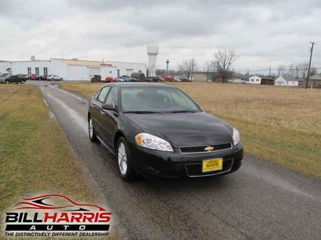 2016 Chevrolet Impala Limited LTZ - 2G1WC5E35G1122409