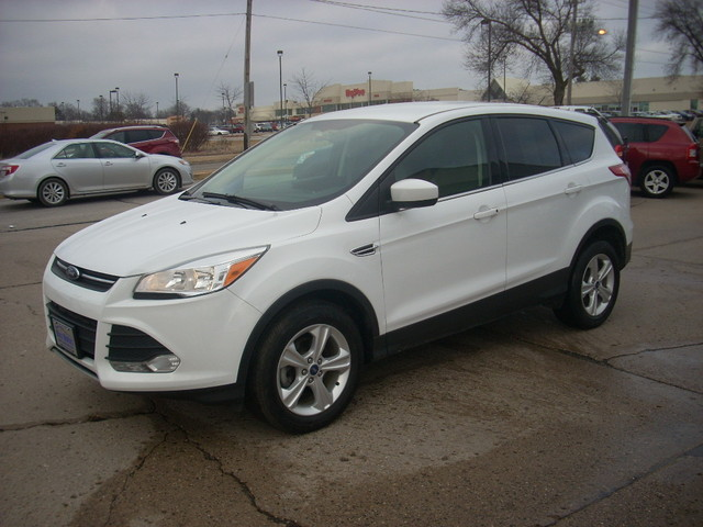 2013 Ford Escape SE - 1FMCU0GXXDUC87605