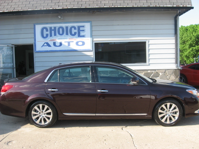 2011 Toyota Avalon Limited - 4T1BK3DB1BU382482