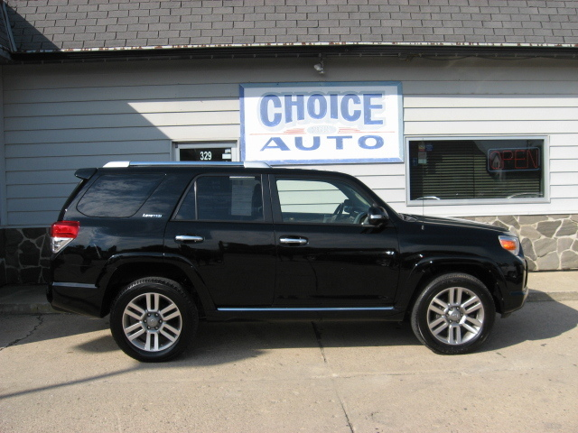 2011 Toyota 4Runner Limited - JTEBU5JR8B5040528