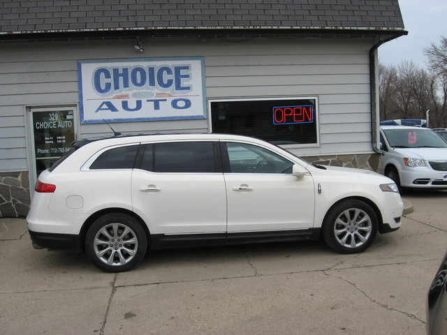 2013 Lincoln MKT EcoBoost - 2LMHJ5AT0DBL53252