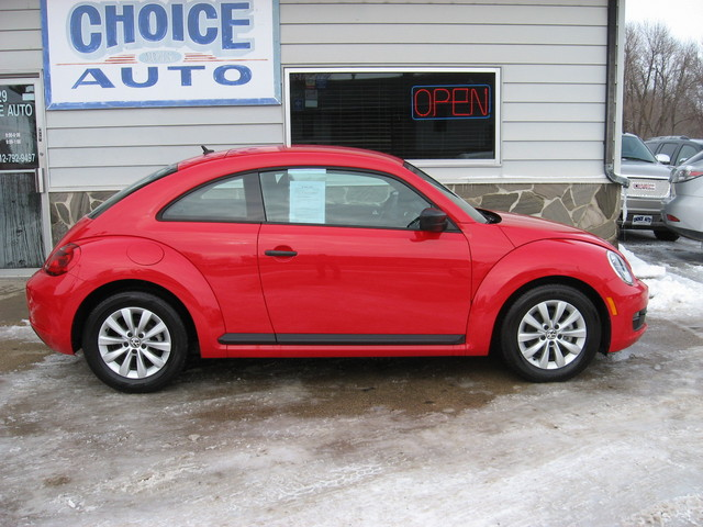 2015 Volkswagen Beetle Coupe 1.8T Fleet Edition - 3VWF17AT3FM646029
