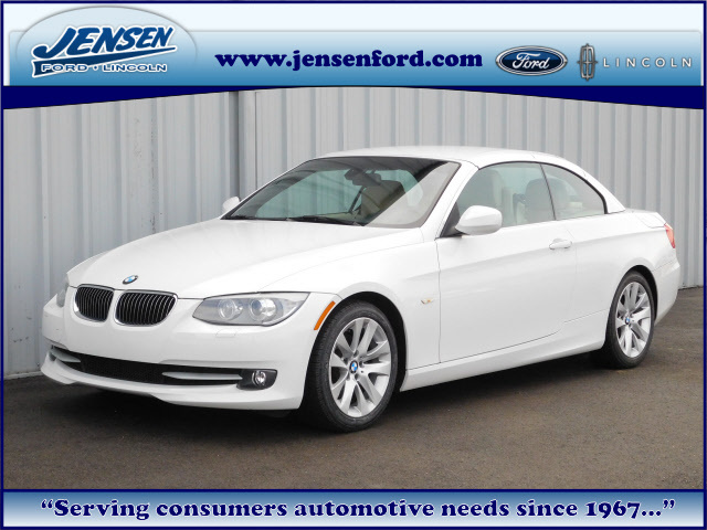 2011 BMW 3 Series 328i - WBADW3C58BE538828