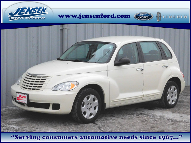 2008 Chrysler PT Cruiser Base - 3A8FY48B48T156291