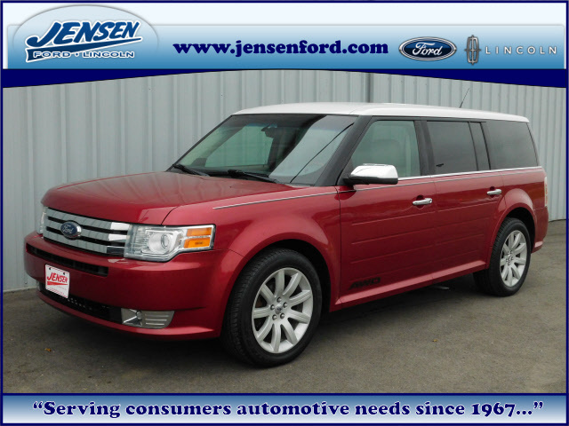 2009 Ford Flex Limited - 2FMEK63C29BA88971