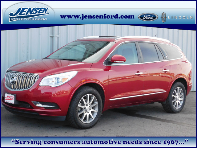 2014 Buick Enclave Leather - 5GAKVBKD1EJ117921