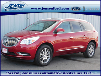 Used 2014 Buick Enclave Leather - 5GAKVBKD1EJ117921