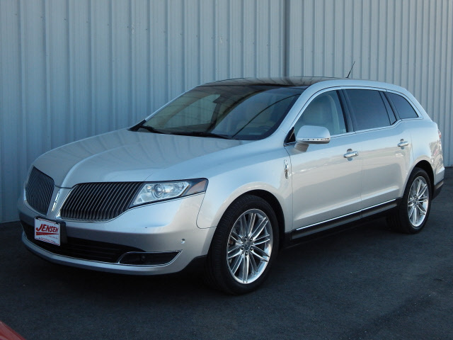2013 Lincoln MKT EcoBoost - 2LMHJ5AT9DBL52309