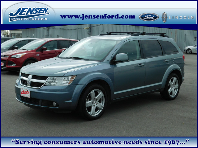 2010 Dodge Journey SXT - 3D4PH5FV3AT265395