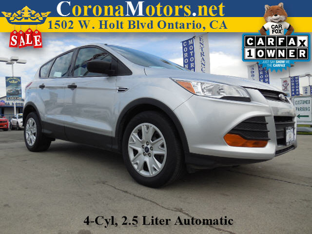 2014 Ford Escape S - 1FMCU0F75EUB16473