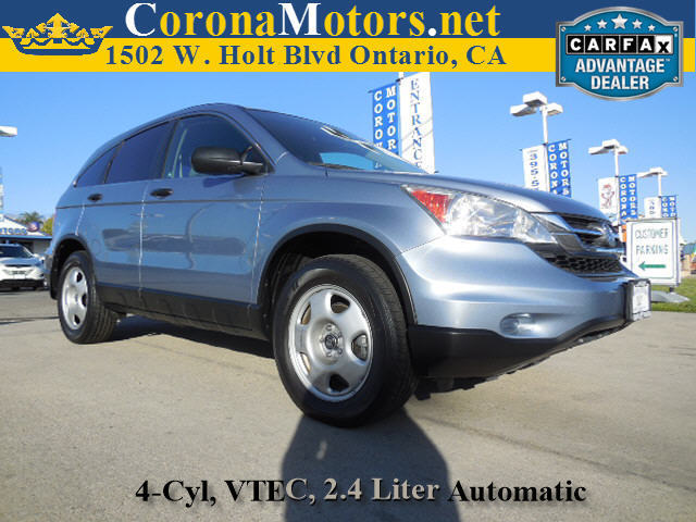 2010 Honda CR-V LX - 5J6RE3H3XAL022834