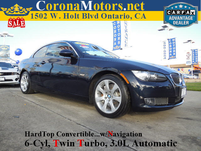 2008 BMW 3 Series 335i - WBAWL735X8PX59692