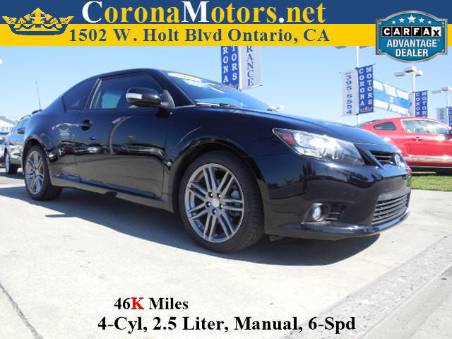 2012 Scion TC  - JTKJF5C71C3034453