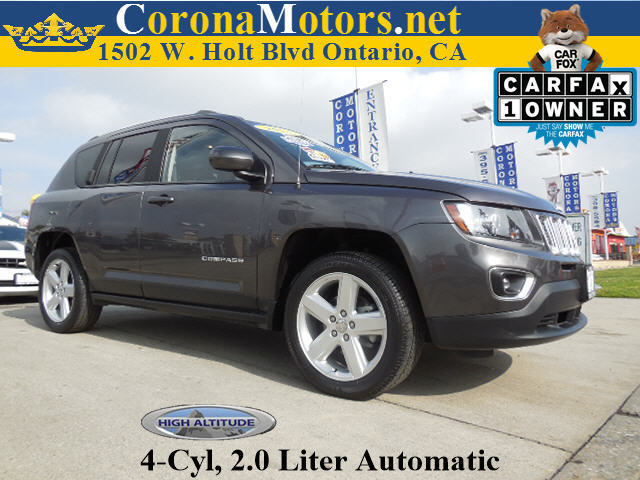 2014 Jeep Compass High Altitude - 1C4NJCEA7ED890860