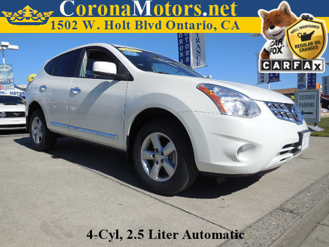 2013 Nissan Rogue S - JN8AS5MT8DW033786