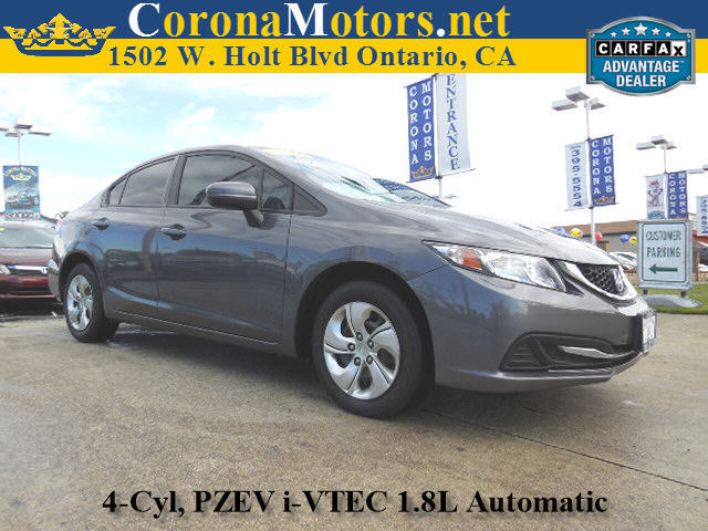 2014 Honda Civic Sedan LX - 19XFB2F58EE254749