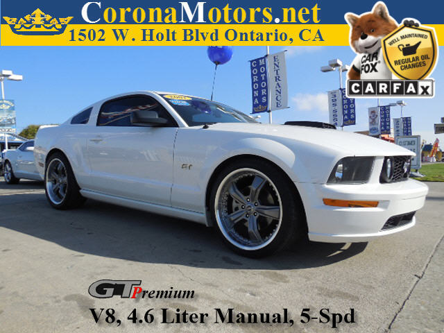 2007 Ford Mustang GT Premium - 1ZVFT82H675351444