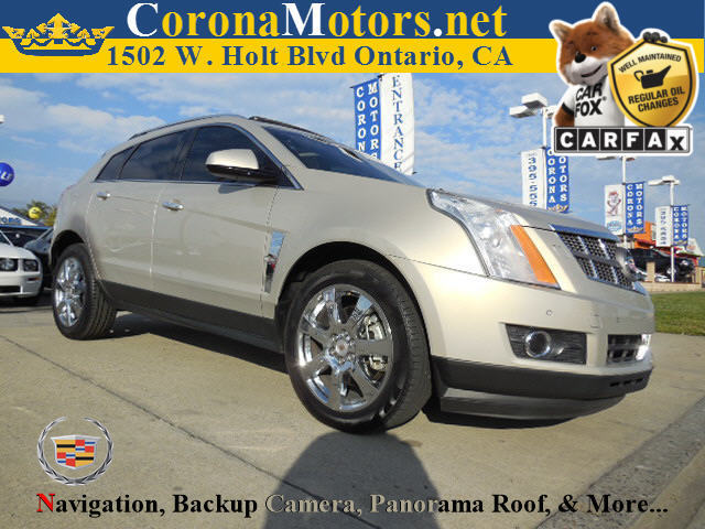 2011 Cadillac SRX Premium Collection - 3GYFNCEYXBS513614