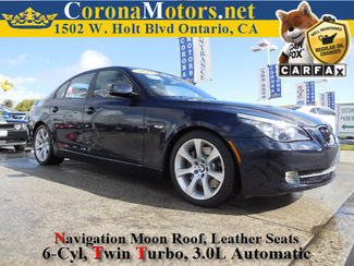 Used 2010 BMW 5 Series 535i - WBANW1C58AC165356