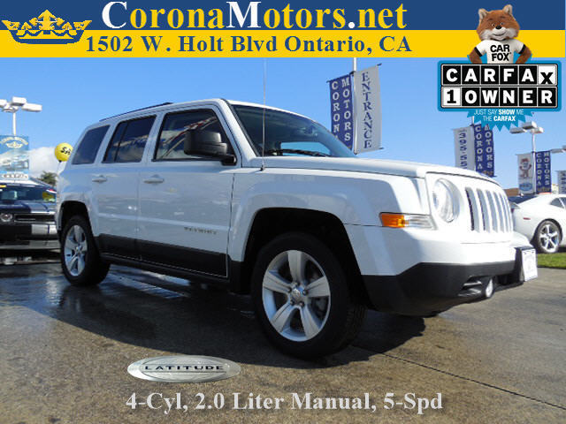 2014 Jeep Patriot Latitude - 1C4NJPFA6ED547947