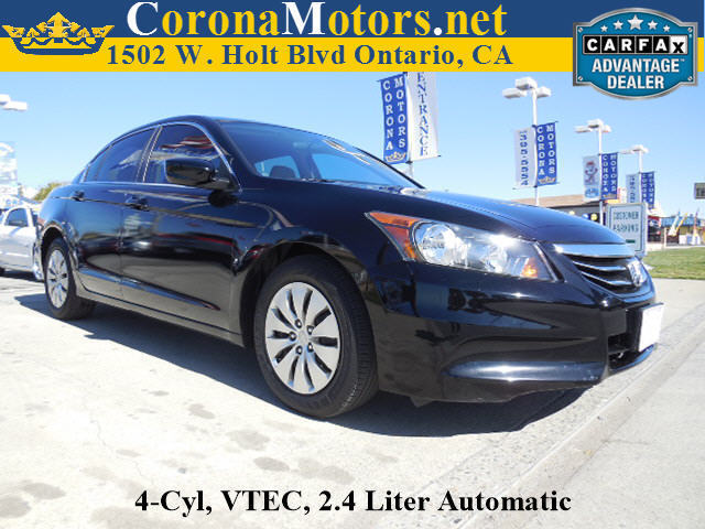 2011 Honda Accord LX - 1HGCP2F32BA120600