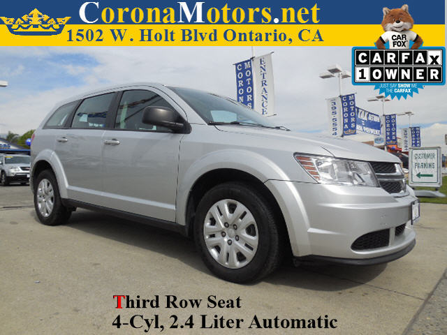 2014 Dodge Journey American Value Pkg - 3C4PDCABXET247251