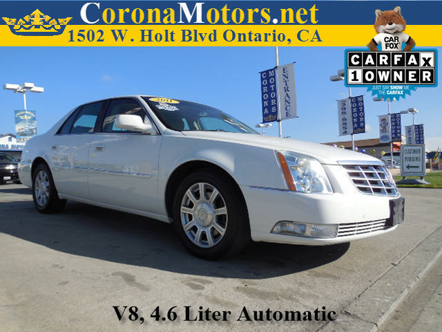 2011 Cadillac DTS Livery Package - 1G6KR5E6XBU108813
