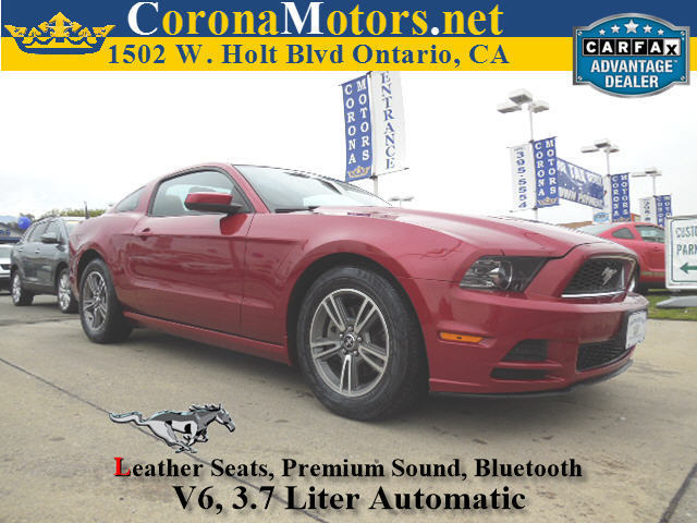 2013 Ford Mustang V6 Premium - 1ZVBP8AM7D5204949