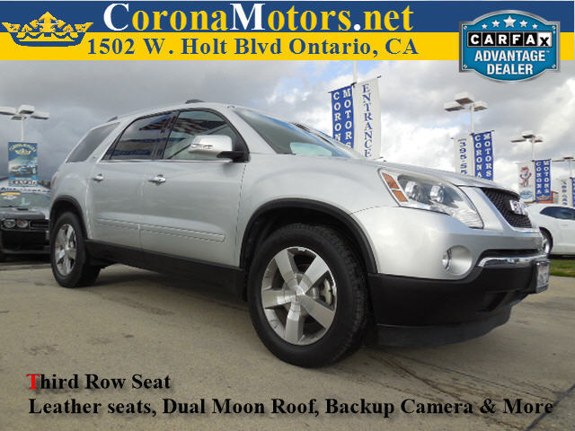 2011 GMC Acadia SLT1 - 1GKKRRED2BJ118535