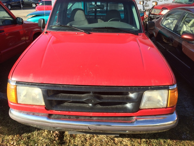 1997 Ford Ranger  - 1FTCR10A9VPB54514