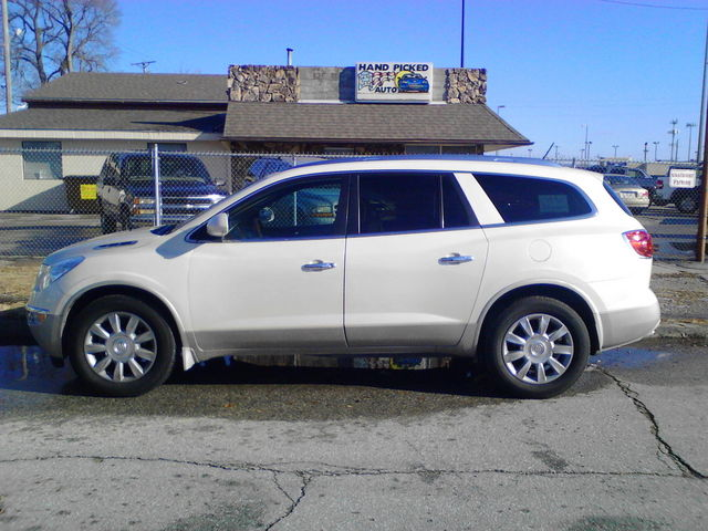 2012 Buick Enclave AWD w/ Premiun Package - 5GAKVDED3CJ372820