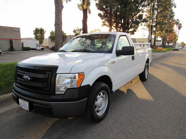 2013 Ford F-150 LONG BED XL - 1FTMF1CM4DKE66819