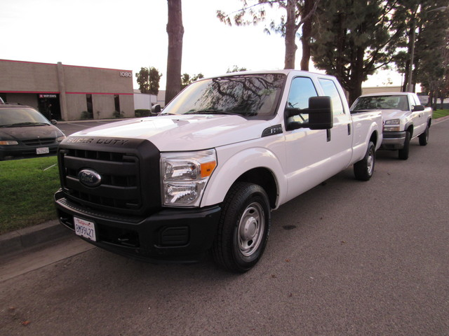 2011 Ford F-350 XL - 1FT8W3A61BEA79660