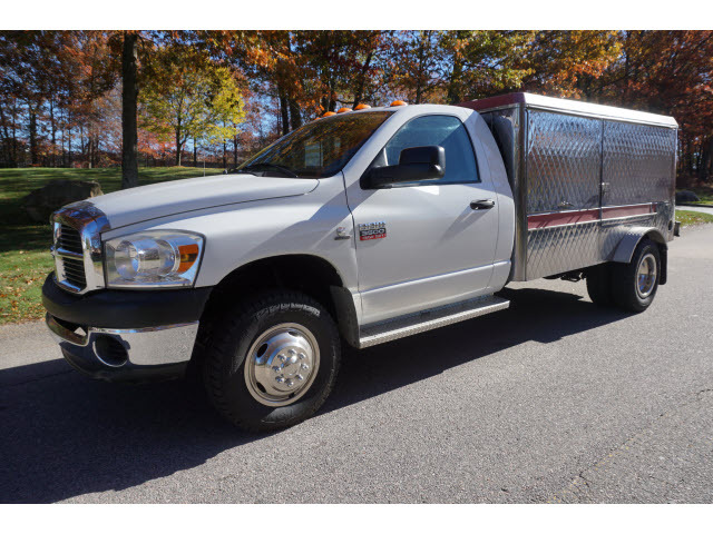 2007 Dodge Ram 3500 Heavy Duty - 3D6WG46AX7G729023