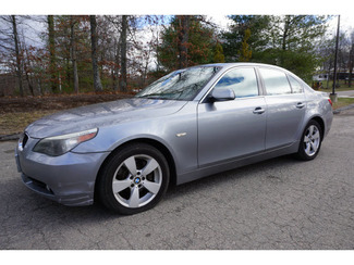 Used 2006 BMW 5 Series 525xi - WBANF335X6CS34745