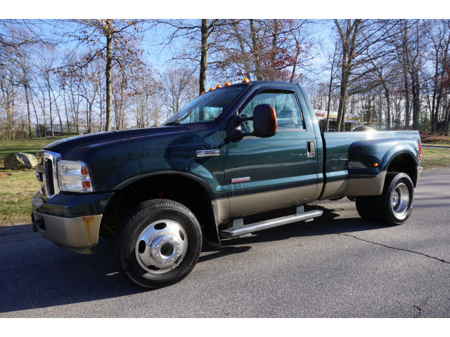 2006 Ford F-350 Super Duty XLT - 1FTWF33P76EB87381