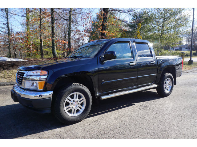 2009 GMC Canyon SLE-1 - 1GTDT13E098151621