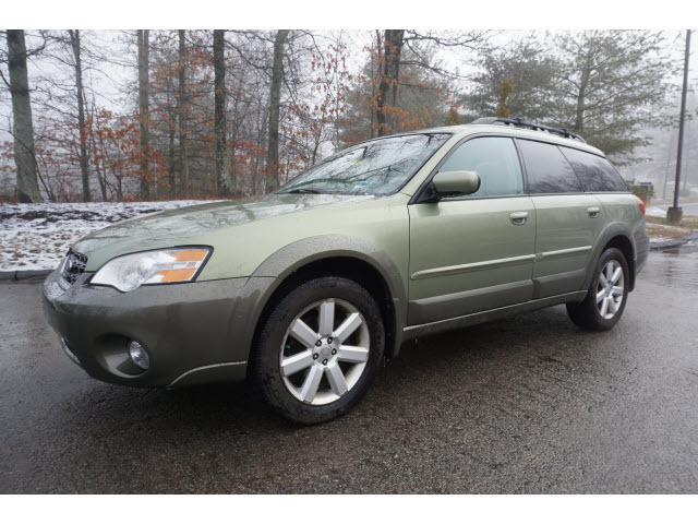 2006 Subaru Outback 2.5i Limited - 4S4BP62C767340563