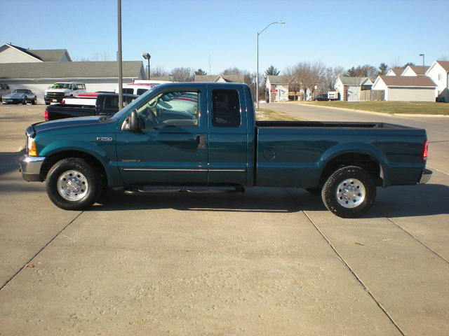 2000 Ford F-250 XLT Ext. Cab Long Box -