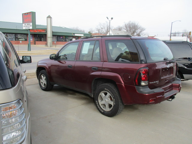 2005 Chevrolet TrailBlazer  - 1GNDT13S852331228
