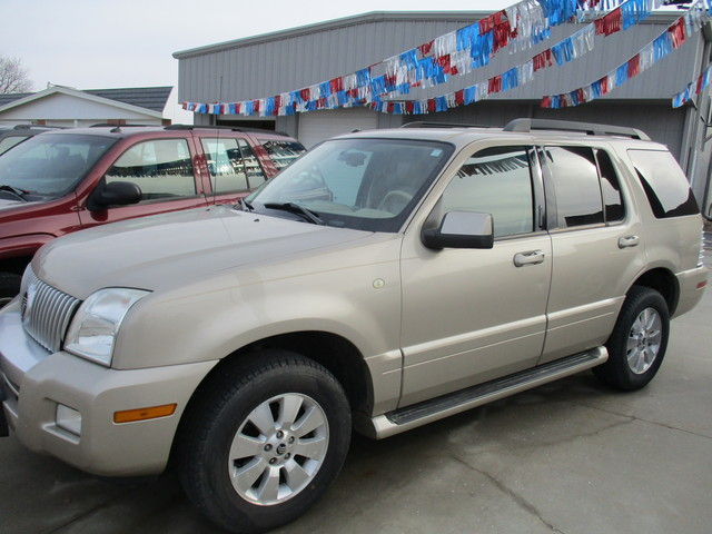 2006 Mercury Mountaineer  - 4M2EU47E76UJ16696