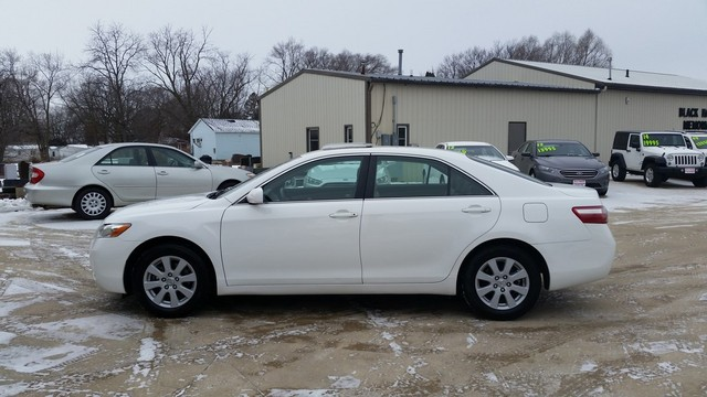 2007 Toyota Camry XLE - 4T1BE46K87U725449
