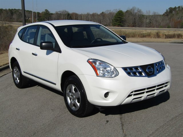 2013 Nissan Rogue S AWD - JN8AS5MV0DW644705