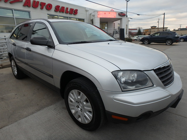 2005 Chrysler Pacifica  - 2C4GM48L25R441781